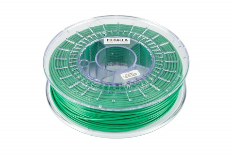 PETG TRANSPARENT GREEN ø 1.75 mm