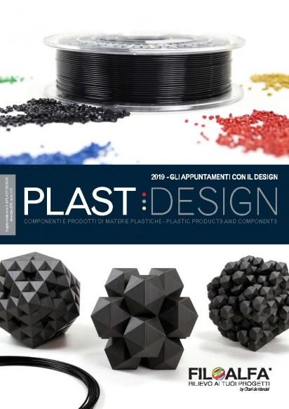 FILOALFA® sulla copertina di PLAST DESIGN