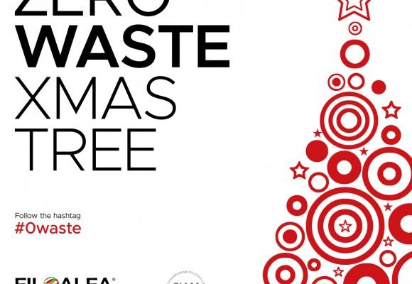 Zero Waste Xmas Tree