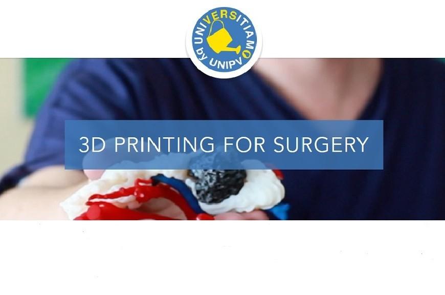 La stampa 3D aiuta il tuo chirurgo