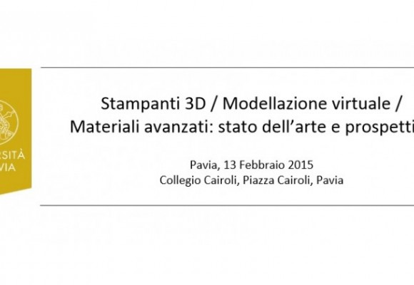 FILOALFA partecipa alle Giornate per l'impresa dell'Università di Pavia