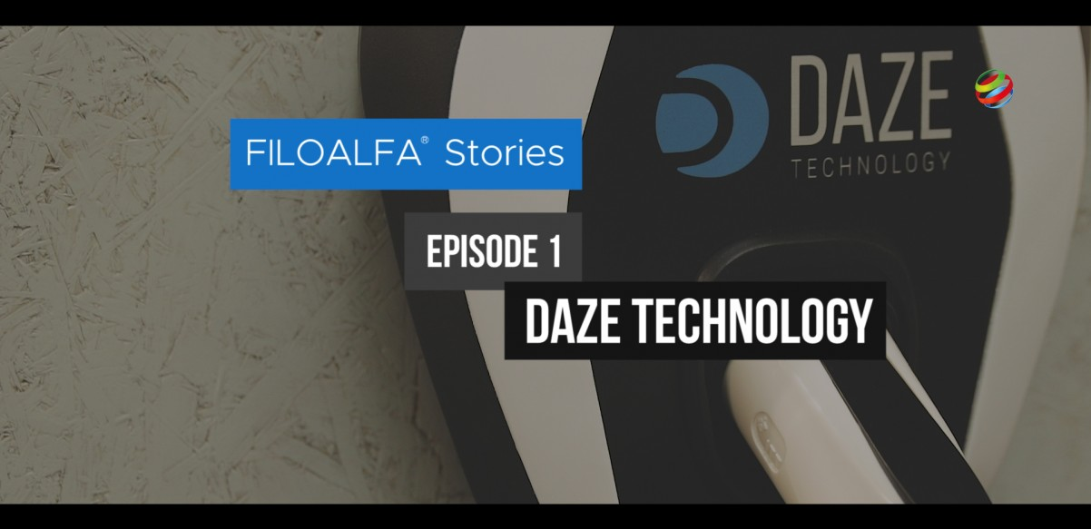 FILOALFA Stories Ep.1 - Daze Technology