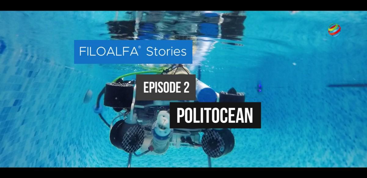 FILOALFA Stories Ep.2 - PoliTOcean