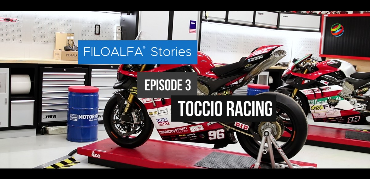 FILOALFA Stories Ep. 3 - Toccio Racing