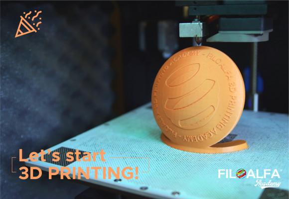 Cosa serve per iniziare a stampare in 3D?