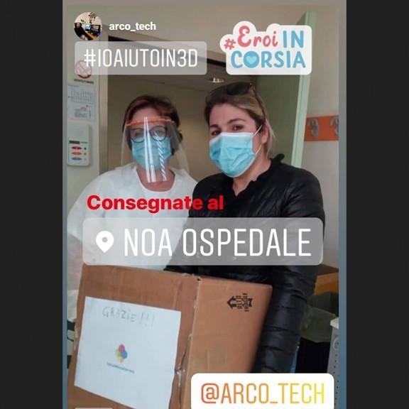 Makers uniti contro il Coronavirus