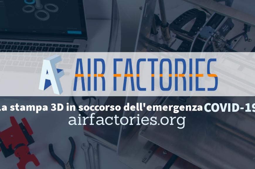 FILOALFA partner di Airfactories