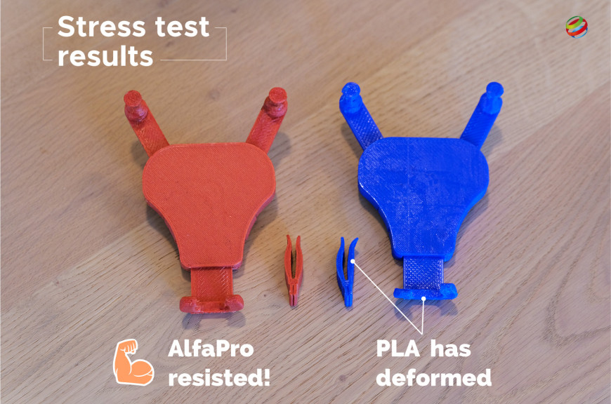 The right filament for summer